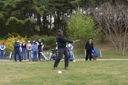 North Korea Golf Open